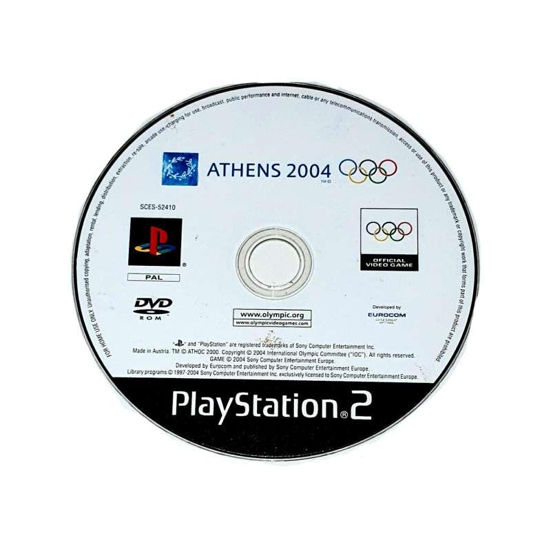 Imagen Videojuego Para PS2 Sin Caja, Athens 2004
