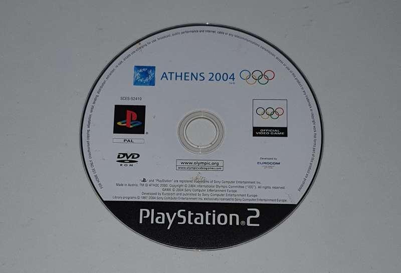 Imagen producto Videojuego Para PS2 Sin Caja, Athens 2004 2