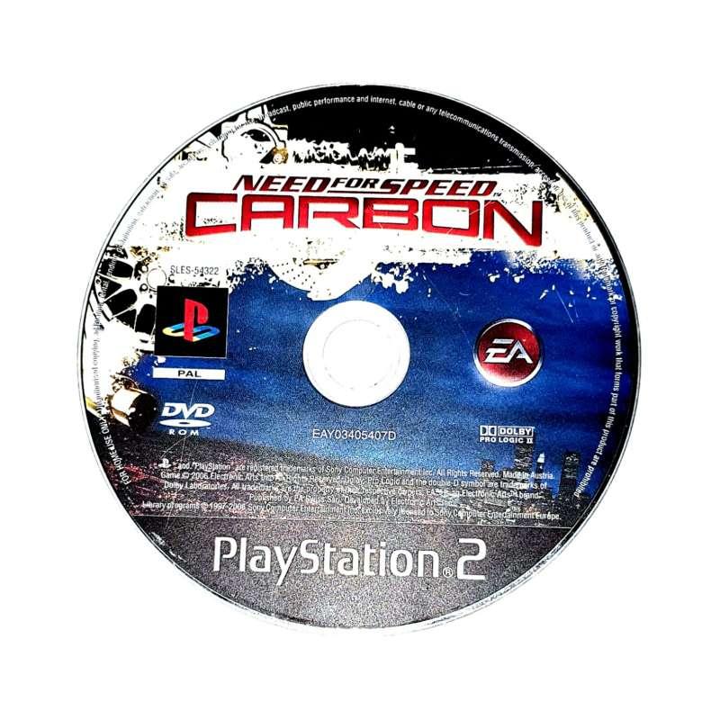 Imagen Videojuego Para PS2 Sin Caja Need For Speed Carbón