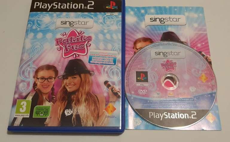 Imagen producto Videojuego Singstar PS2, Patito Feo, PlayStation 3