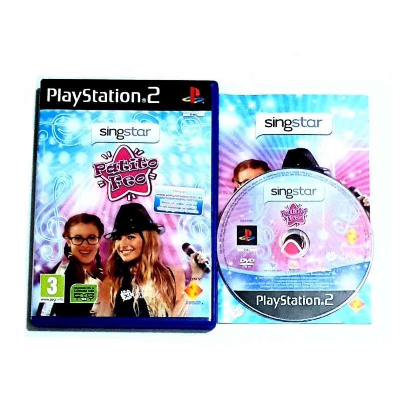 Imagen Videojuego Singstar PS2, Patito Feo, PlayStation