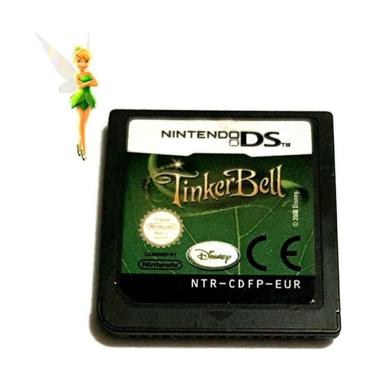 Imagen Campanilla En Español, Videojuego Para Nintendo DS