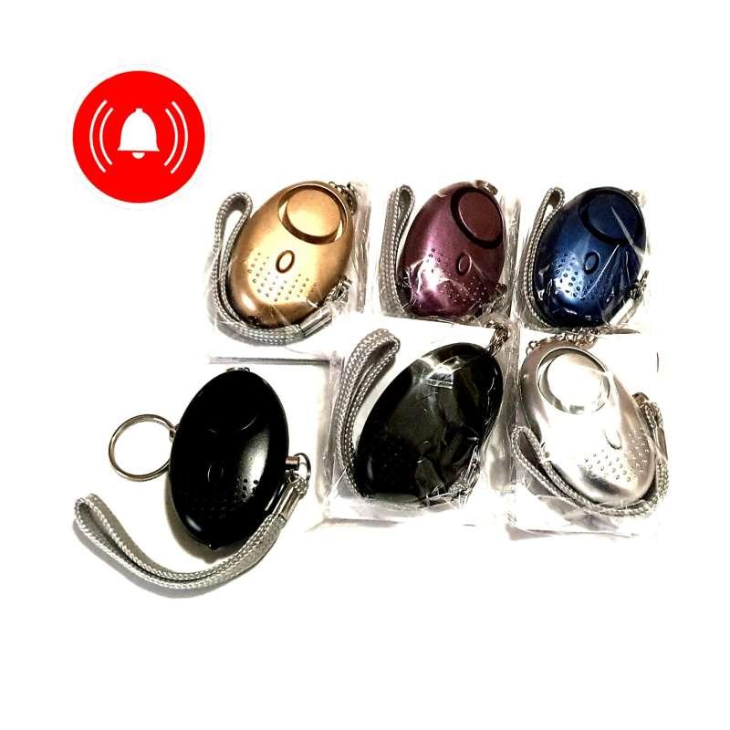 Imagen producto Defensa Personal, 140 DB Alarma De Seguridad 1