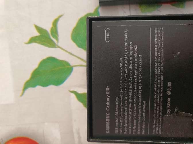 Imagen producto Samsung Galaxy s10 plus 1tb  6
