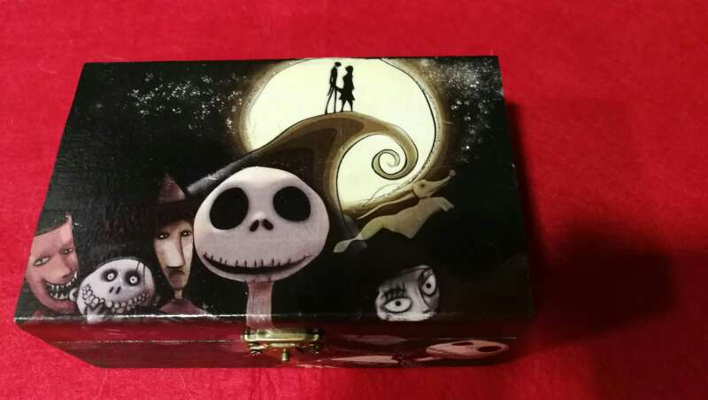 Imagen producto Nightmare Before Christmas Box 2