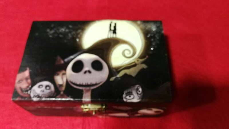 Imagen Nightmare Before Christmas Box