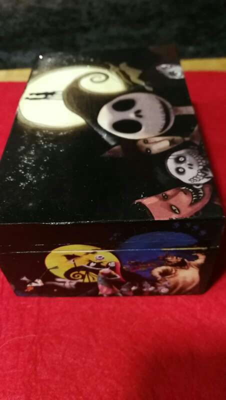 Imagen producto Nightmare Before Christmas Box 4