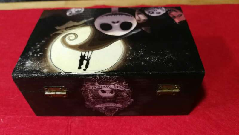 Imagen producto Nightmare Before Christmas Box 3
