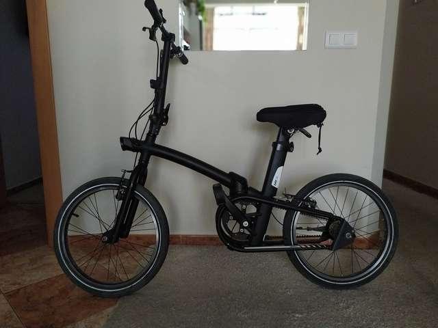 Imagen Bicicleta plegable btwin tilt 720
