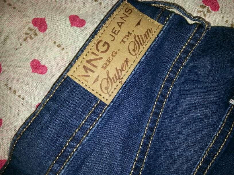 Imagen producto Pantalones baqueros mango 36 3