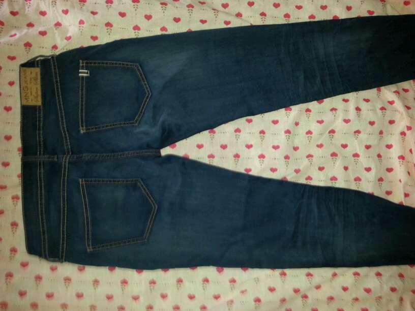Imagen producto Pantalones baqueros mango 36 2