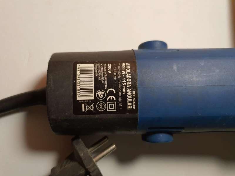 Imagen producto Lote de 2 Amoladoras 5