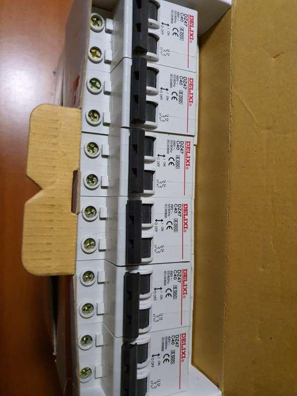 Imagen producto Interruptores Automáticos Magneto-Térmicos 2