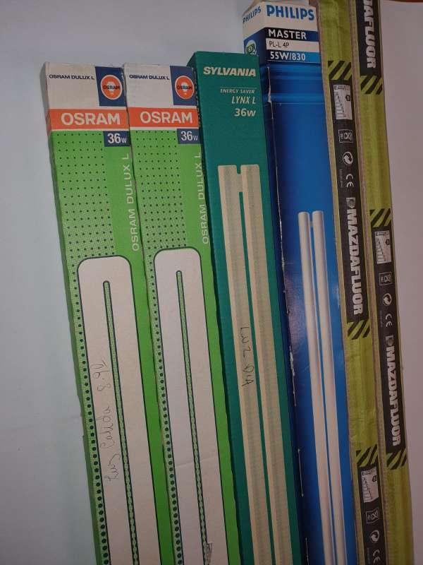 Imagen producto Súper Lote de 98 Flexos Fluorescentes Distintos 8