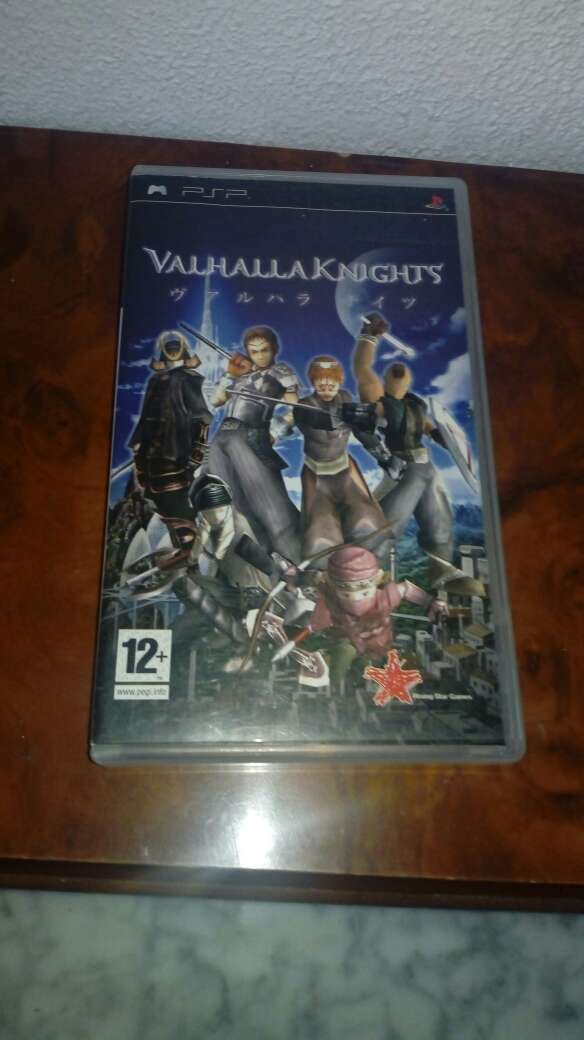 Imagen juego  VALHALLA KNIGHTS