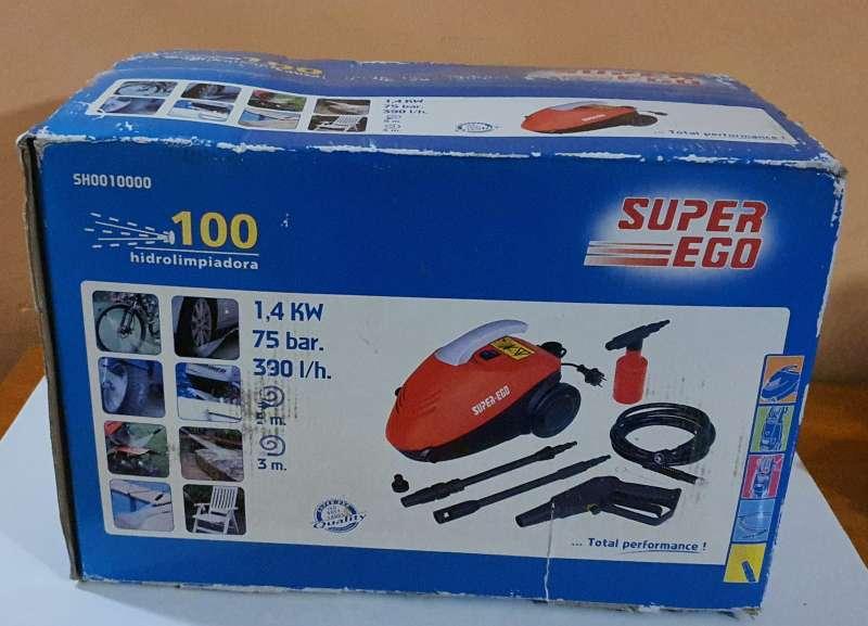 Imagen producto Hidrolimpiadora SuperEgo 100 Como Nueva 5