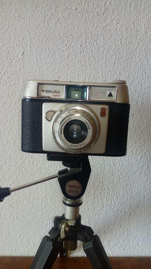 Imagen producto Camara Werlisa..1966 3