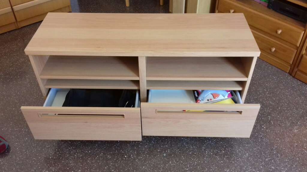 Imagen producto Mueble TV Ikea tipo Bestå 2
