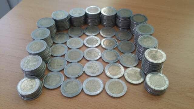 Imagen Monedas de 2 €URO conmemorativas