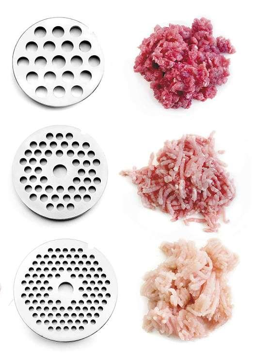 Imagen producto NUEVA Picadora de carne LACOR 69068 4