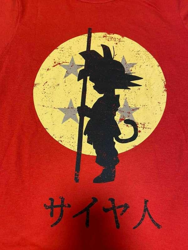 Imagen producto Camiseta Dragon Ball 2