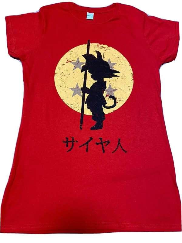 Imagen Camiseta Dragon Ball