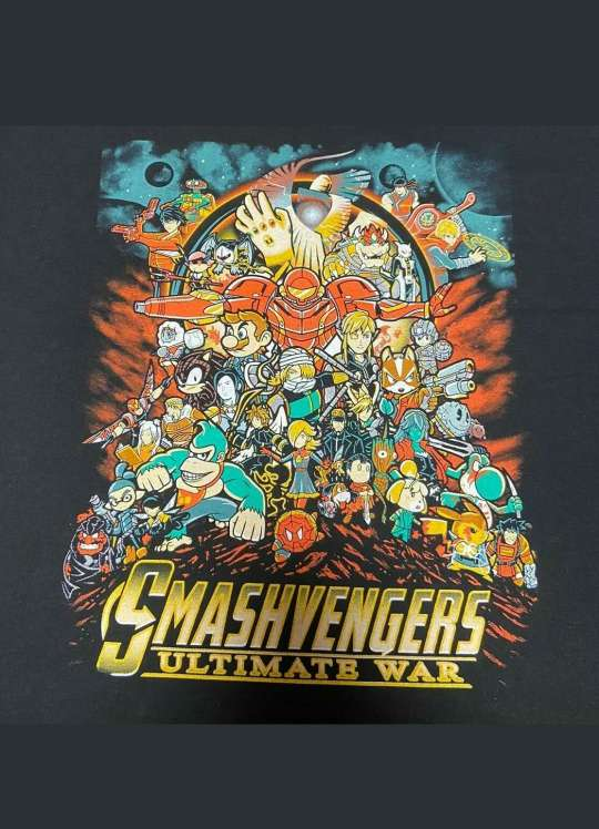 Imagen producto Smashvengers Mario Bros Nintendo 2