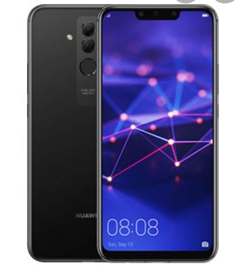 Imagen Huawei mate 20 lite 2018