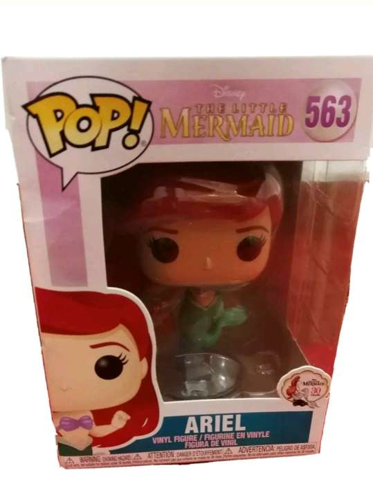 Imagen Ariel Funko pop The Little Mermaid