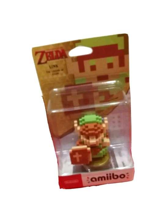 Imagen Amiibo Zelda Nintendo