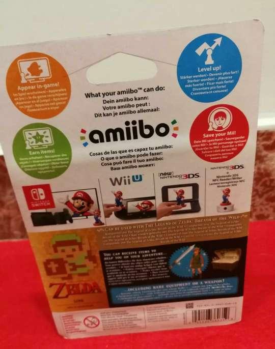 Imagen producto Amiibo Zelda Nintendo 3