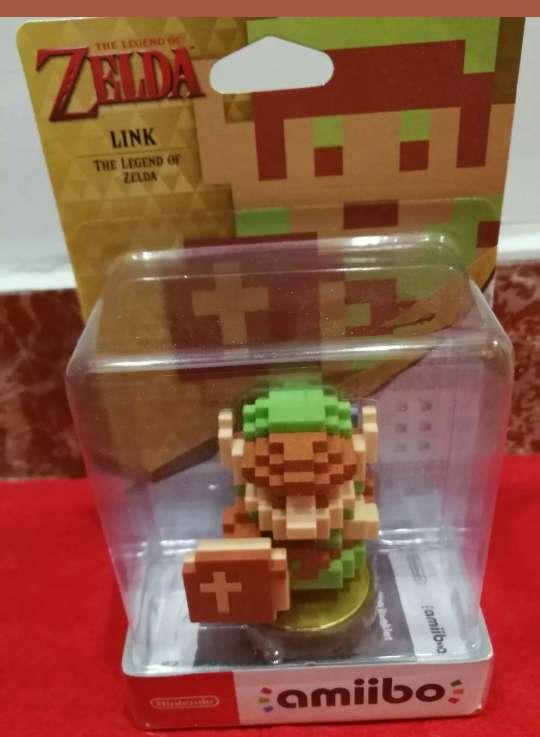 Imagen producto Amiibo Zelda Nintendo 2