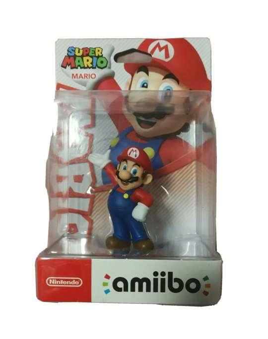 Imagen Amiibo Mario Bros Nintendo