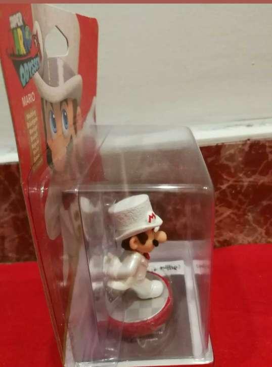 Imagen producto Amiibo Mario Bros Oddyssey 3