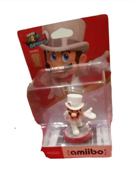 Imagen Amiibo Mario Bros Oddyssey