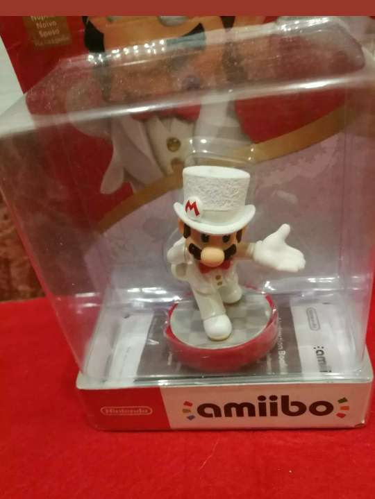 Imagen producto Amiibo Mario Bros Oddyssey 2