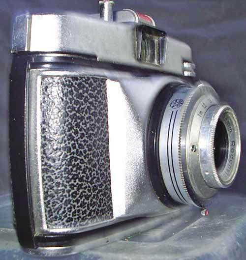 Imagen producto Cámara vintage antigua bilora BELLA 3