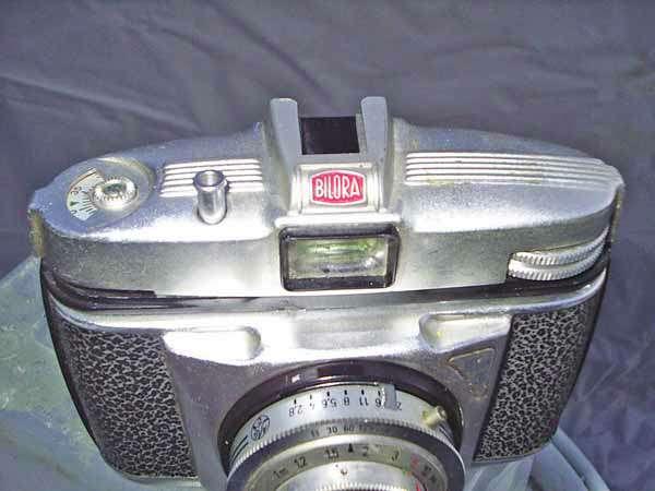 Imagen producto Cámara vintage antigua bilora BELLA 2