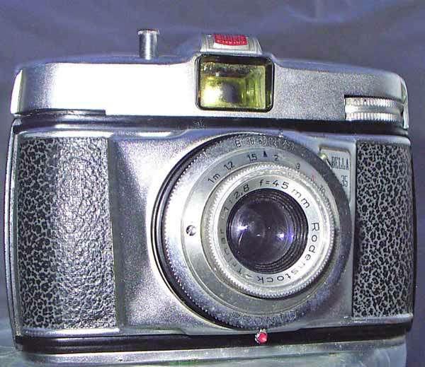 Imagen Cámara vintage antigua bilora BELLA
