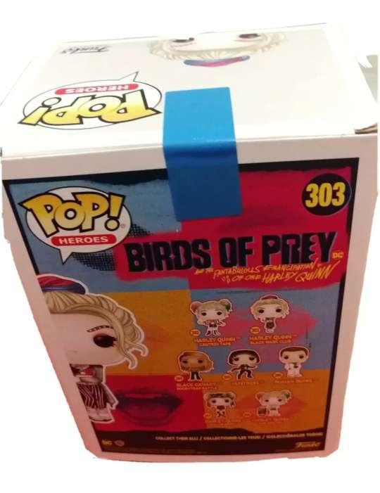 Imagen producto Harley Quinn Birds of Prey Funko pop num 303 2