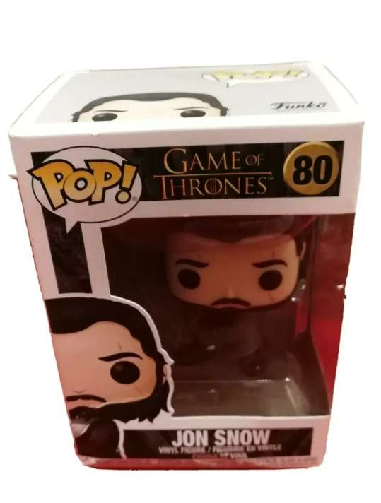 Imagen Game of Thrones Jon Snow Funko pop