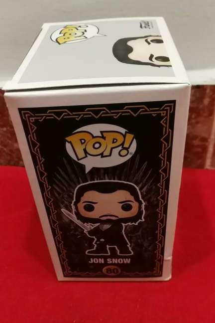 Imagen producto Game of Thrones Jon Snow Funko pop 2