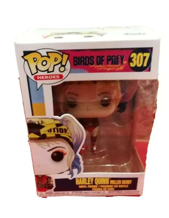 Imagen Harley Quinn Birds of Prey Funko pop 307