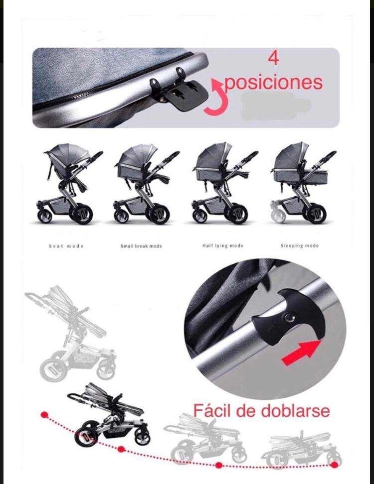Imagen producto Carriola Nimbus Stroller  7