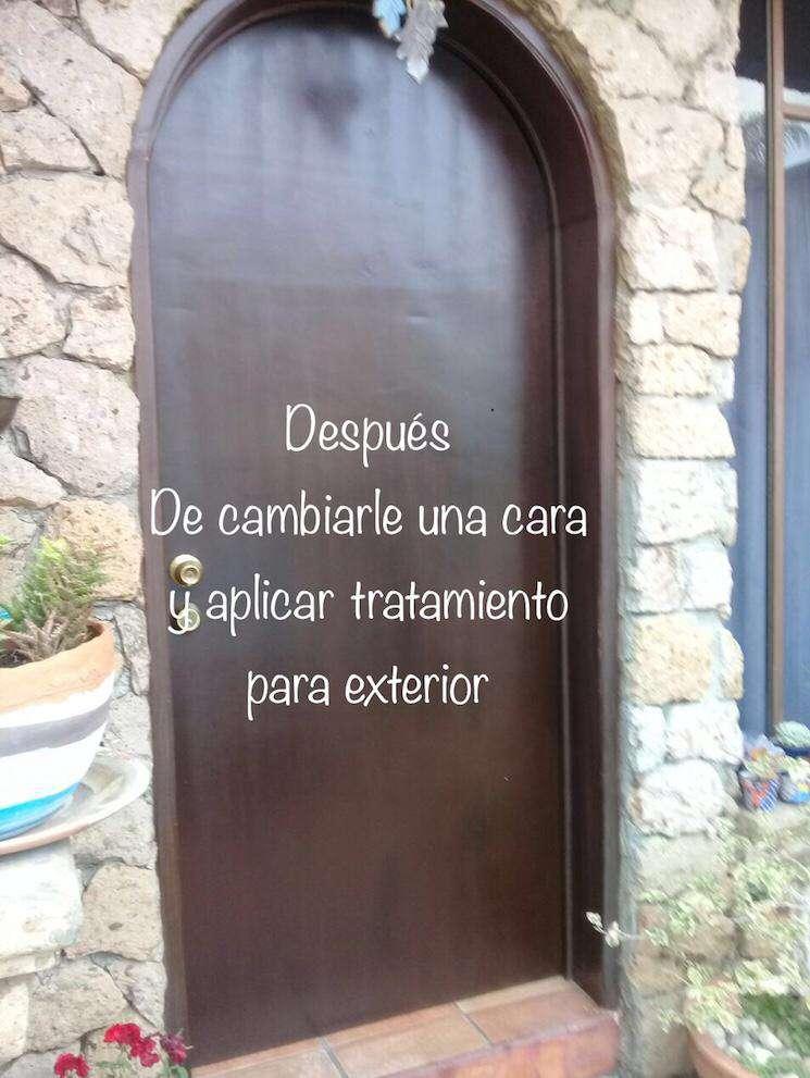 Imagen Fabricación y mantenimiento de puertas