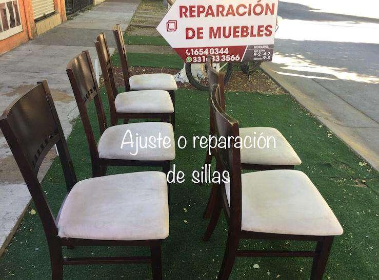 Imagen Promoción!! Arregla 6 Sillas y paga 5!!