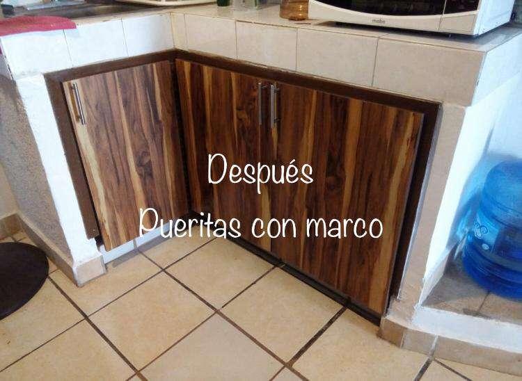 Imagen Repara tus puertitas de cocina