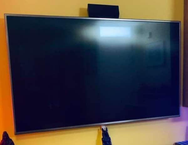 Imagen Television 4k smartv Modo hdr Pro 55''
