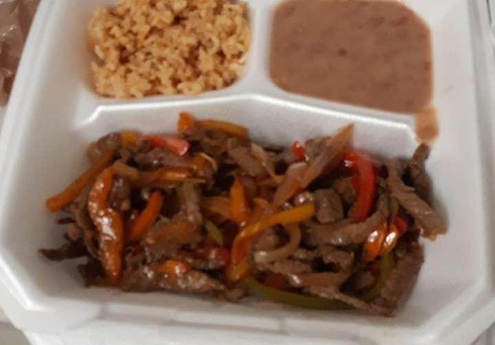 Imagen comida mexicana