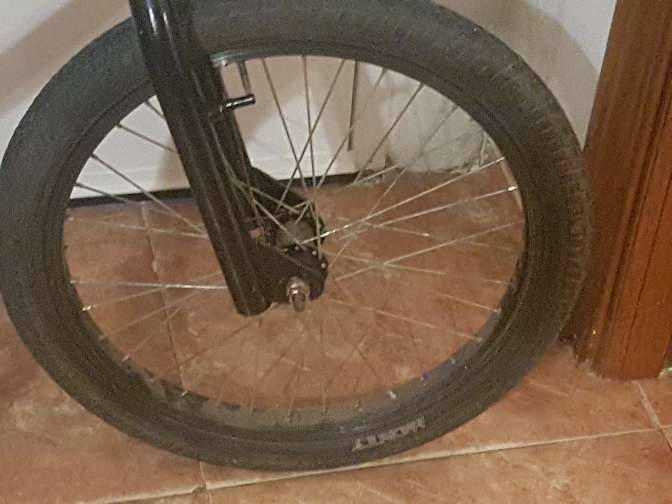 Imagen producto BMX recien pintada 3